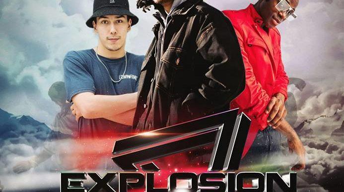 Explosion Battle 2018  19-20.05.2018