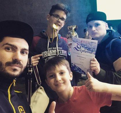13.04 Змагання у Хмельницькому
