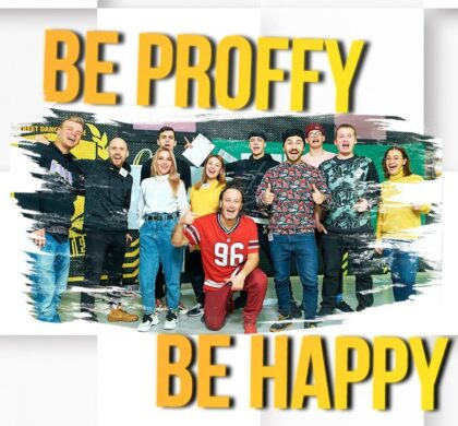 """15-16.02.20 Тренінг для педагогів """"Be Proffy Be Happy"""""""