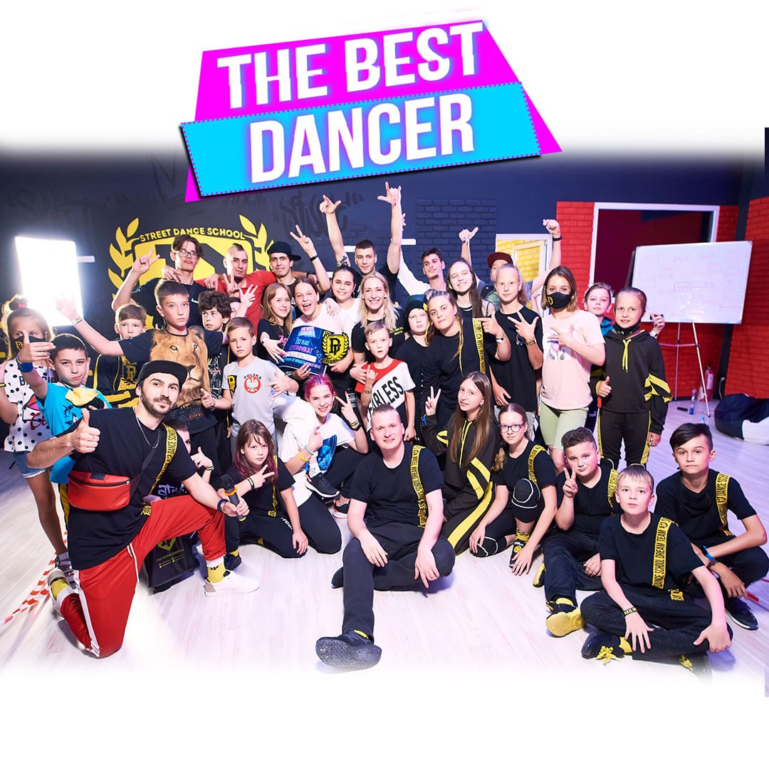 The Best Dancer FINAL