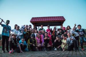 Вечеринки в Карпатах Dream Team
