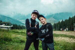 Детский лагерь карпаты