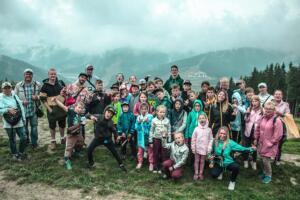 Танцевальный лагерь Карпаты