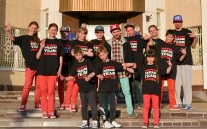 Перший Український Телевізийний Фестиваль Танцю
